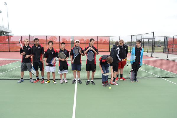 2014_04_28 Tennis Team Photos