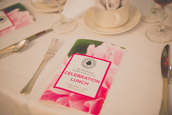 Celebration Lunch 2014 at Old Town Club