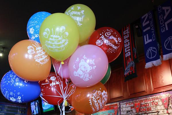 Fangirl's Birthday