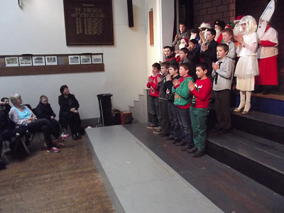 St Michael's House Christmas