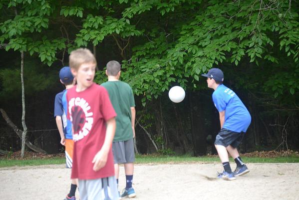 Grade 6 Camp Week 2014