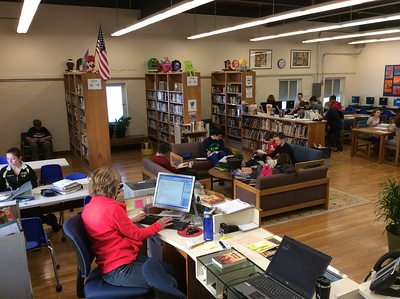 Library Jan 2014