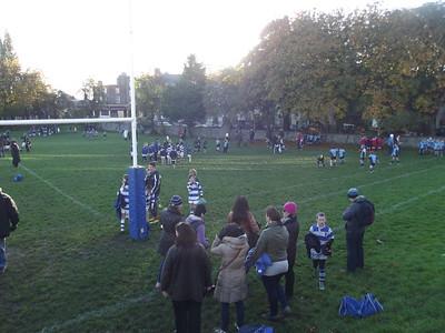 Rugby Blitz November 2013