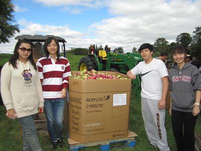 Ada Wu - Jessica Xu - Roy Zhu - Kitty Yang - Hallock Orchard