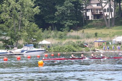 Boys' First Boat @ National Schools' Championship Regatta