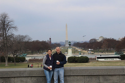 Mr. and Mrs. MArtin: Washington, DC