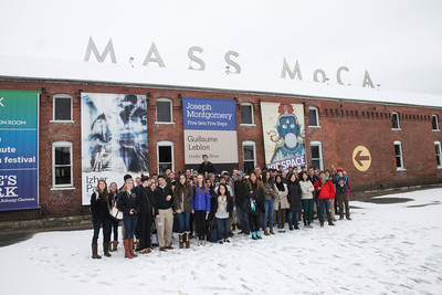 Field Trip to MASS MoCA