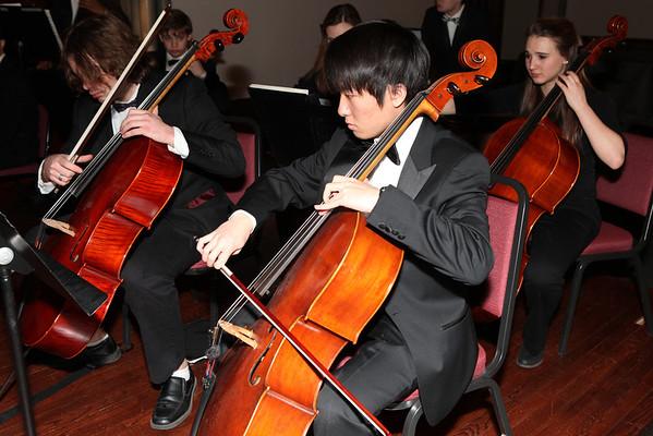 Upper School Winter Concert