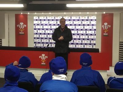 Wales Trip - Rugby