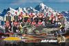 2013 Ski-Doo Team Poster 20x30