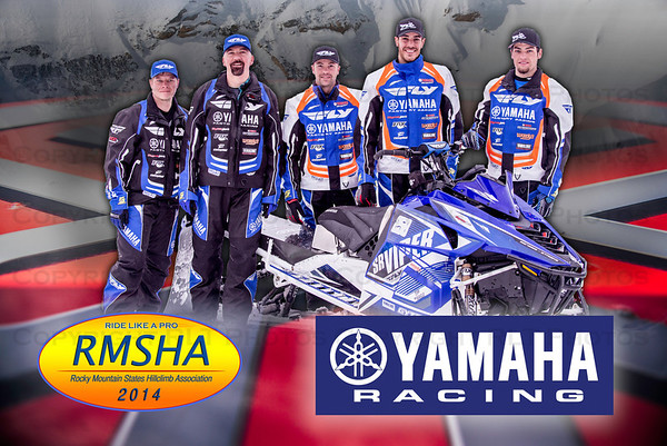 Yamaha Team Poster 2014 Final 20x30 Ready for Print