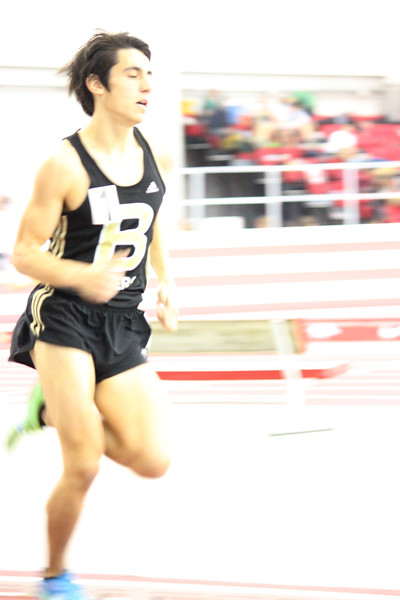 2013 7A AR Indoor Track State Championship