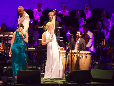 Pink Martini @ Hollywood Bowl, Jul 2013