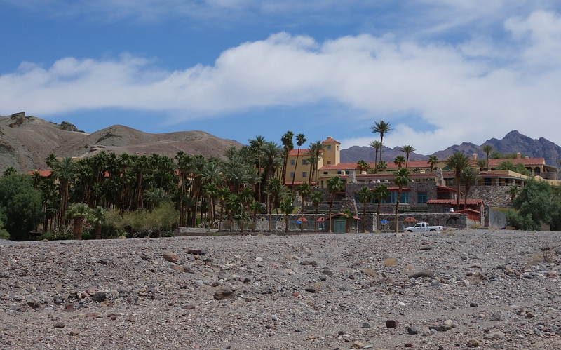 Another view of the Furnace Creek Inn
