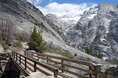 May 2013 Hamilton Lakes on the High Sierra Trail