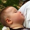 sweet baby Daniel in Anne's arms