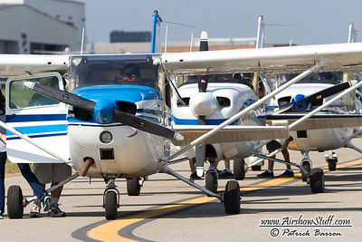 Oakland County Intl. Airport Open House 2013