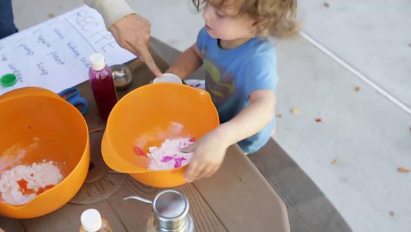 Potion mixing