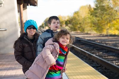 First Railrunner Trip