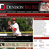 This Screen Shot courtesy of Denison U website