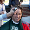 St Baldricks Brave to Shave Denison Event