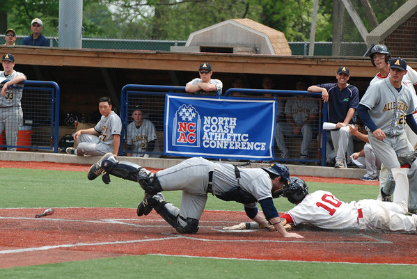 NCAC Tournament Game One - May 9