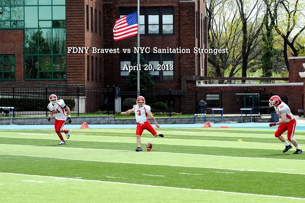 2013 Bravest Football Season