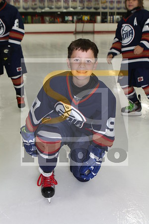 San Diego Oilers MITE A