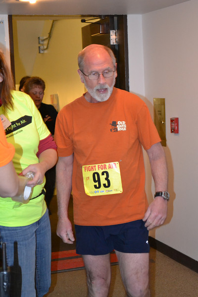 2013 Fight for Air Climb - Finish