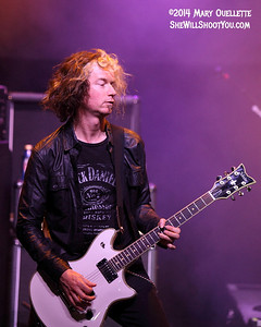 Art of Dying on ShipRocked 2014