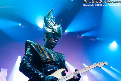 Empire of the Sun Performs