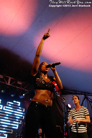Fitz and the Tantrums Perform at Stubbs