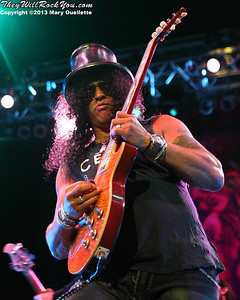 Slash featuring Myles Kennedy and the Conspirators perform at the House of Blues in Boston, Mass. on July 8, 2013