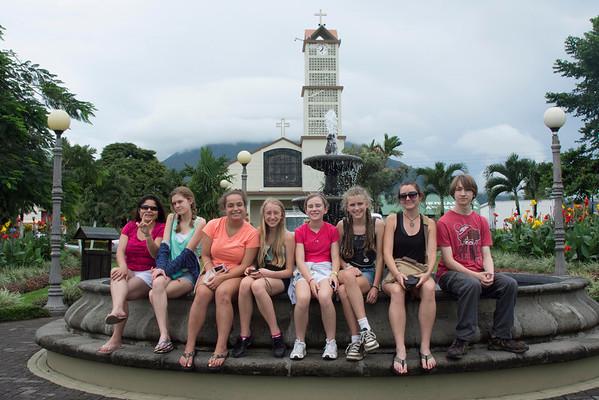2013 Sandy Springs Friends School Costa Rica