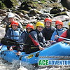 White Water Rafting & Cliff Jumping with Ace Adventure on the River Findhorn in the Highlands of Scotland near Inverness, Aviemore, Elgin, Nairn and Forres