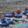 Tubing and Cliff Jumping with Ace Adventure on the River Findhorn in the Highlands of Scotland near Inverness, Aviemore, Elgin, Nairn and Forres
