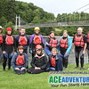 White Water Canoeing and Kayaking with Ace Adventure on the River Spey in the Highlands of Scotland near Aberfeldy, Pitlochry, Perth, Glasgow and Edinburgh