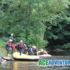White Water Rafting with Ace Adventure on the River Tay in Scotland near Aberfeldy, Pitlochry, Perth, Glasgow and Edinburgh