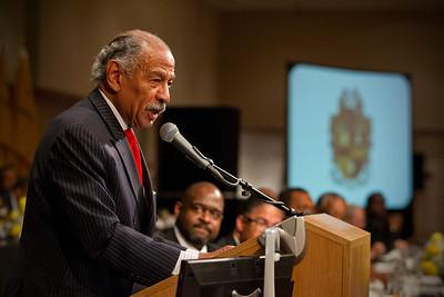 Alpha Phi Alpha Fraternity, Inc. General President Mark S. Tillman Inauguration in Detroit, MI.