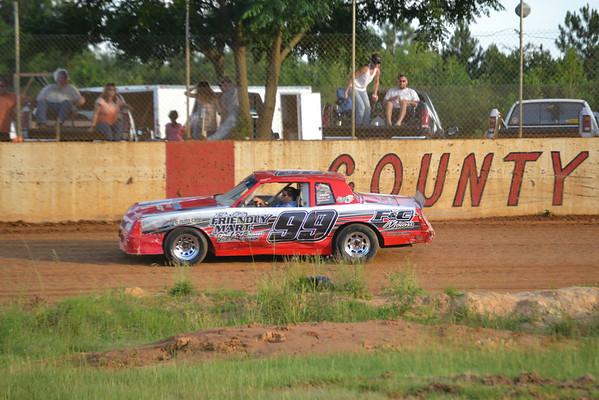 County Line Raceway 7/20/13