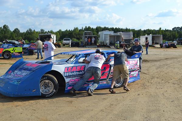 County Line Raceway August 24 2013