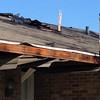 Damage to Pastor's house - Our Savior Lutheran Church in Washington, IL