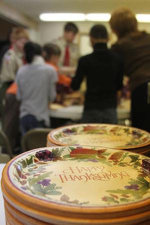 Thanksgiving Dinner 2013 - Washington, Illinois