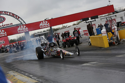 Top Dragster, Comp, and Top Sportsman Action