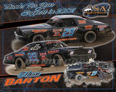 Ethan Barton Sponsors