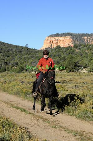 Bryce Getaway all GPS Trail