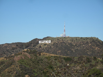 1/13/2013 - Hollywood Sign Hike Part 1