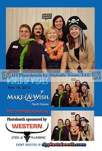2013 Make-A-Wish PC