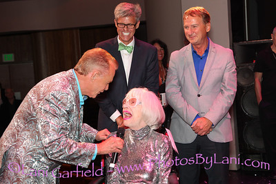 Photos by Lani Michael Childers, Carol Channing, Gerald Green, Gary Hall