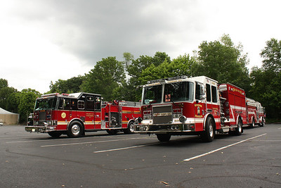 100th Anniversary of the NJ and NY Volunteer Firemen's Association Inspections , Parade , Awards 6-8-13
